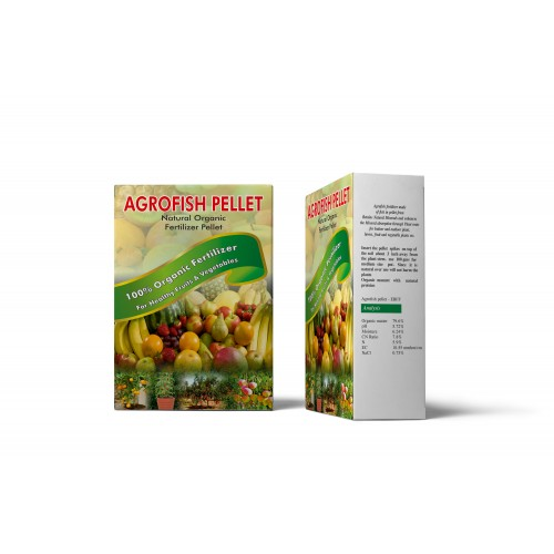 Agrofish Pellet - 300 G